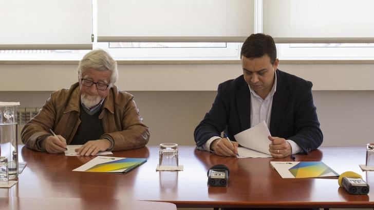 Resultado de imagem para Município de Vagos e a Associação Florestal do Baixo Vouga assinam protocolo de colaboração