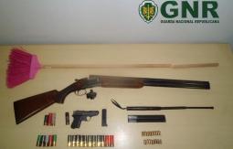 Resultado de imagem para GNR Oliveira de Azeméis – Detido por violência doméstica